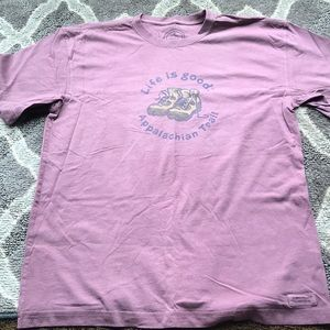 Like new Life is Good men's T-shirt